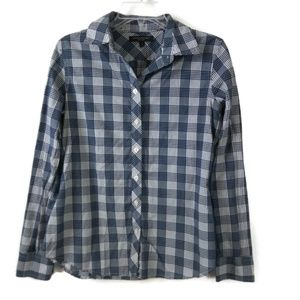 BANANA REPUBLIC Soft Wash Small Button Down Shirt